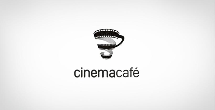 Cinema Café - Inspiring Logos