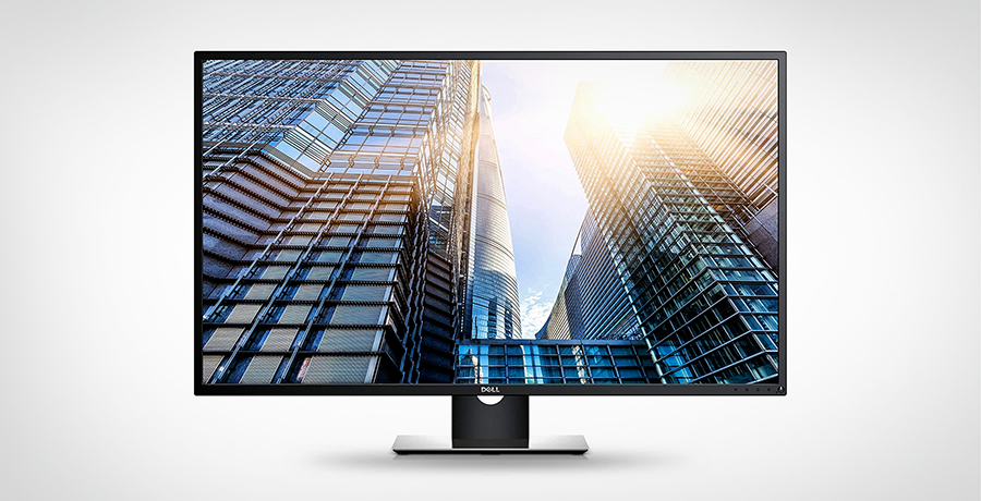 Dell P4317Q - Programming Monitor