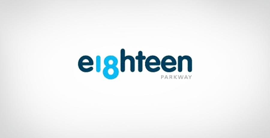 Eighteen Parkway - Inspiring Logo Design
