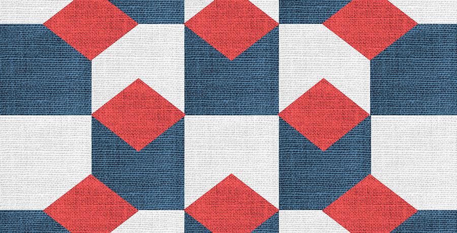 Geometric Shapes  - Design Trends
