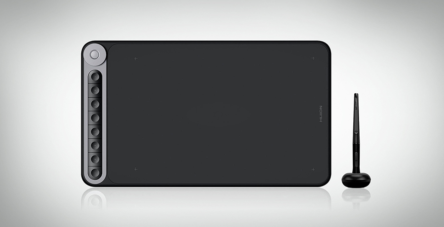 HUION Inspiroy Dial Q620M - Tablets For Drawing