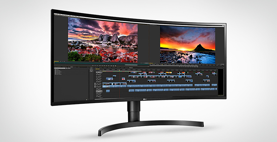 LG 34WN80C-B - Best Programming Monitor