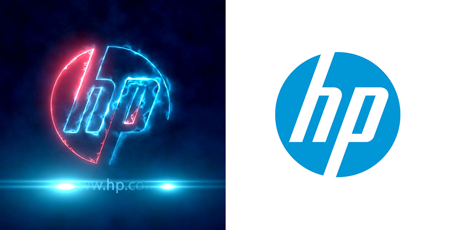 HP Logo - Logo Design Rules