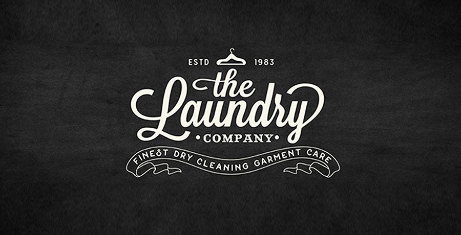The Laundry Company - Logo Design Tips