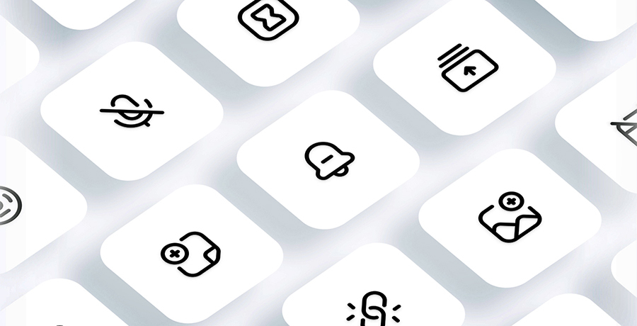 Simple Icons Design Trends