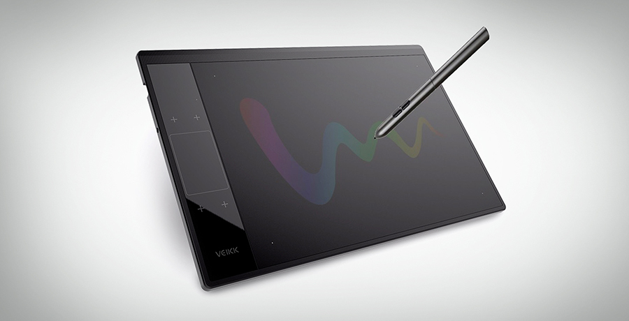 VEIKK A30 V2 - Graphics Tablet