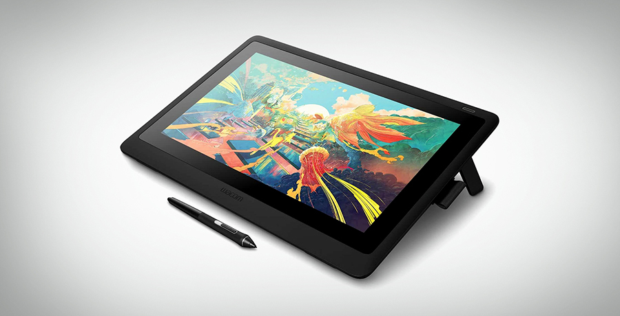 Wacom DTK1660K0A Cintiq 16 - Best Art Tablets