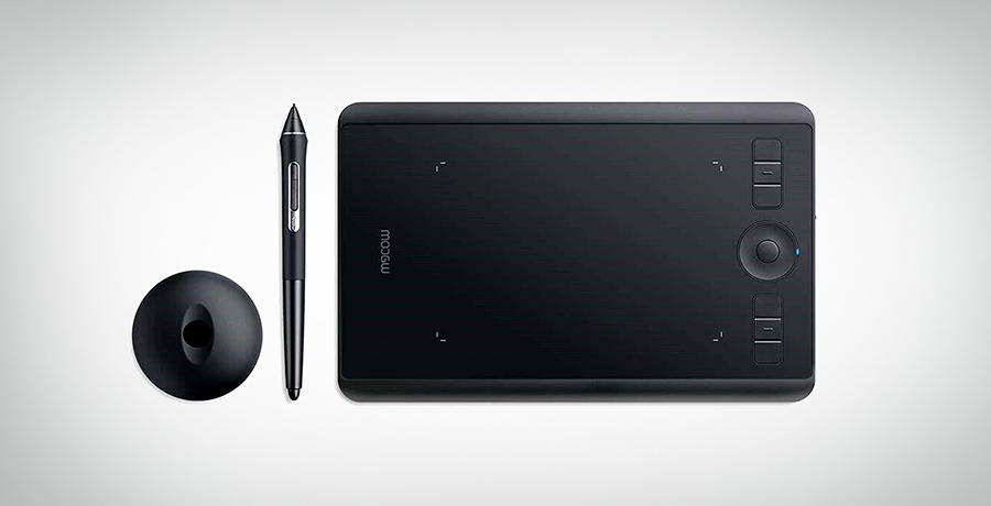 Wacom PTH460K0A - Tablet For Graphic Design