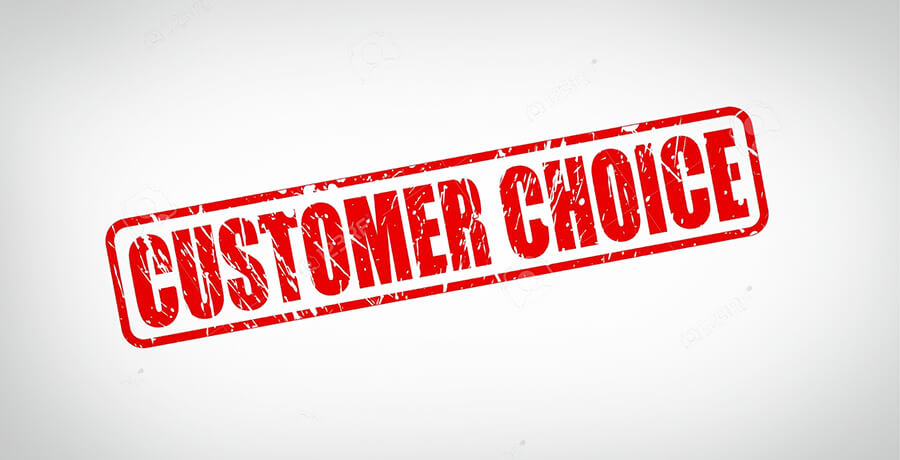 Real Estate Branding - Customer Choices