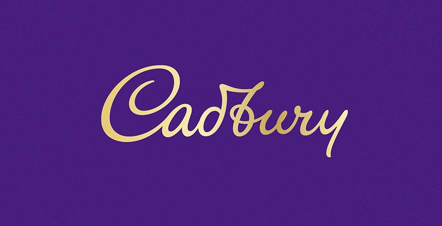 Cadbury Branding Color
