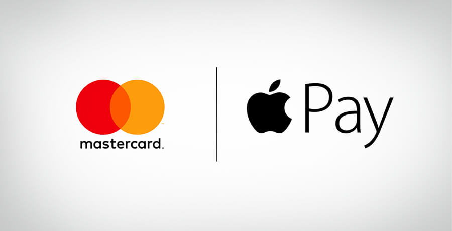 Co-branding example - Apple and MasterCard