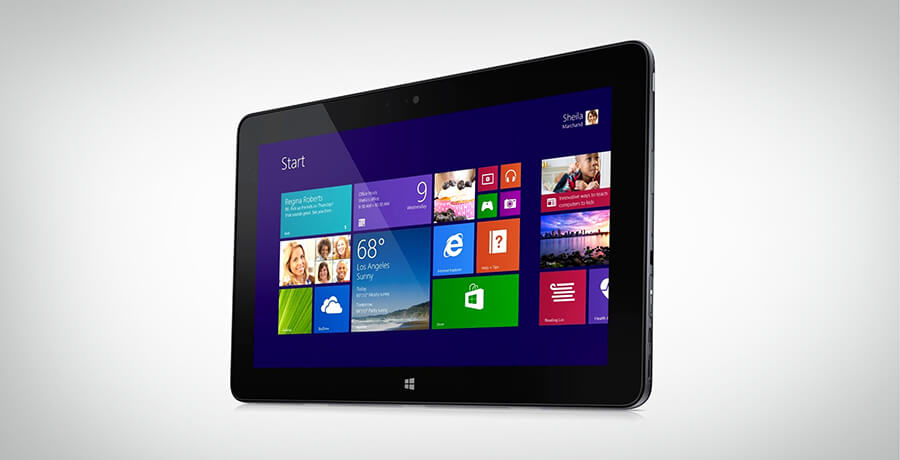 Dell Venue 11 Pro For Graphic Design