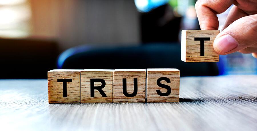 Realtor Branding - Establishes Trust