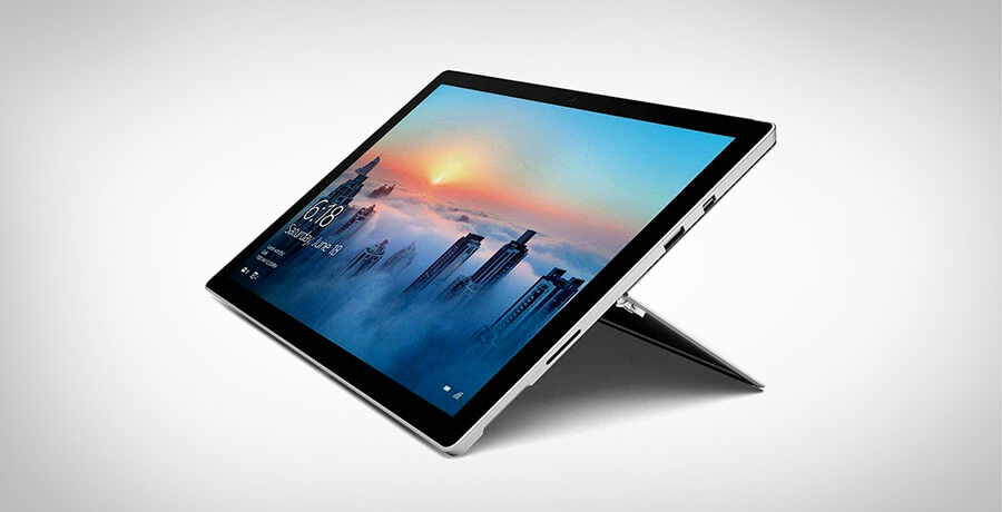 Latest Microsoft Surface Pro 4 Windows Tablet