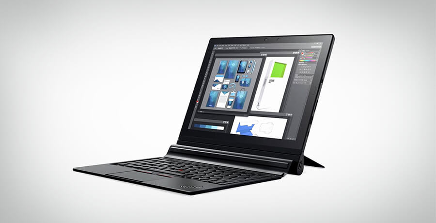 Lenovo ThinkPad X1 - Window Tablet for Designer