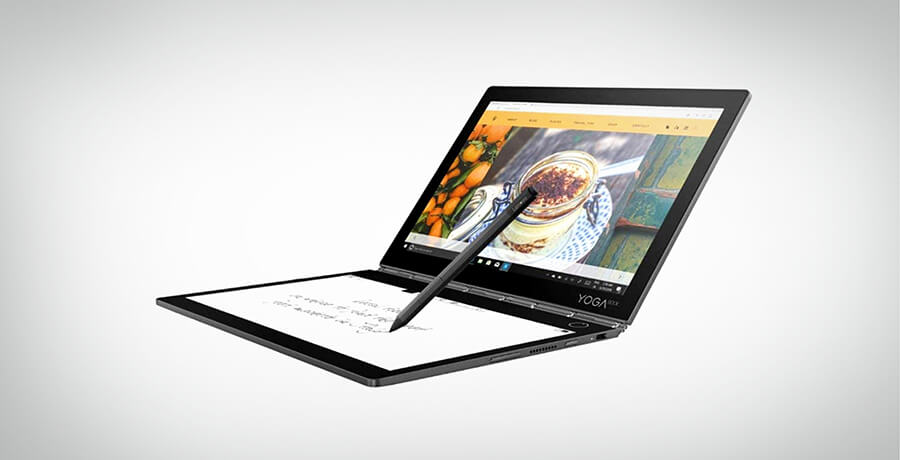 Lenovo Yoga Book C930 2-in-1 - Best Windows Tablet