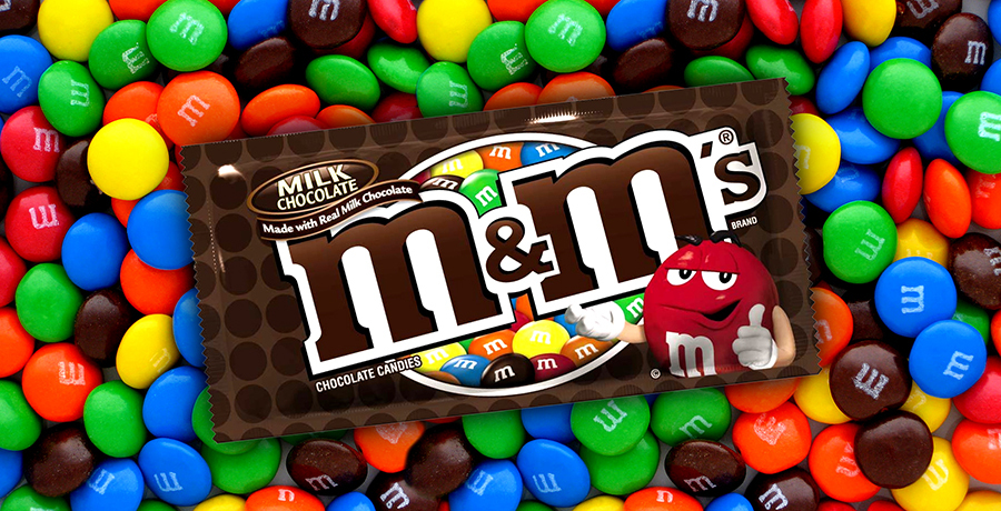 M&M's - Marketing Campaing Slogans