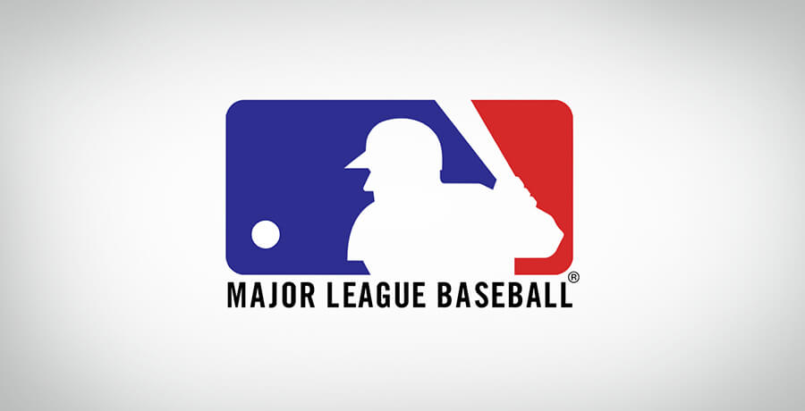 Major League Baseball - Sports League Logo