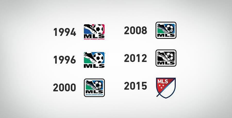 MLS - Sports League Logos