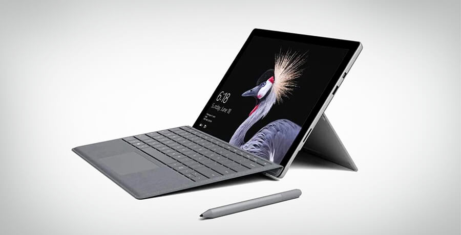 Surface Pro LTE - Windows Tablet For Designers