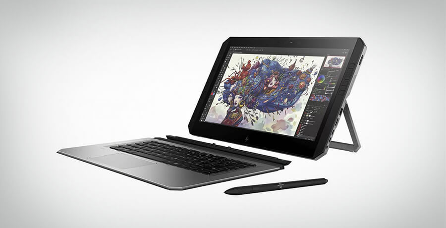 Hp Drawing Tablet - HP ZBook x2 G4