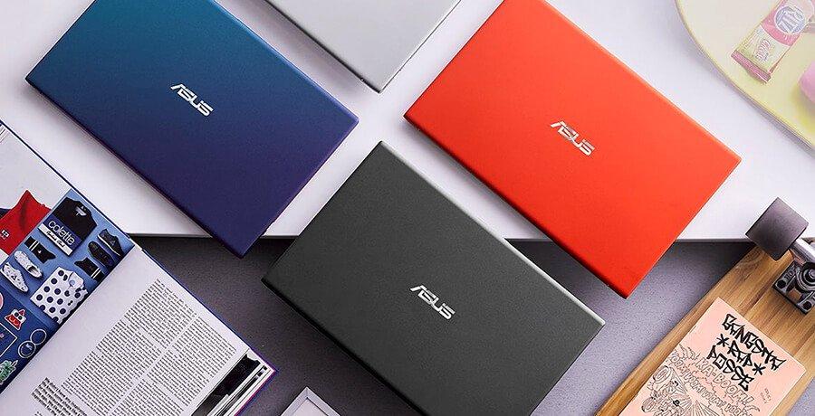 Portátil ASUS - Mejores computadoras portátiles económicas para diseño gráfico