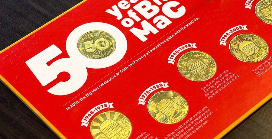 Big Mac's 50th Birthday