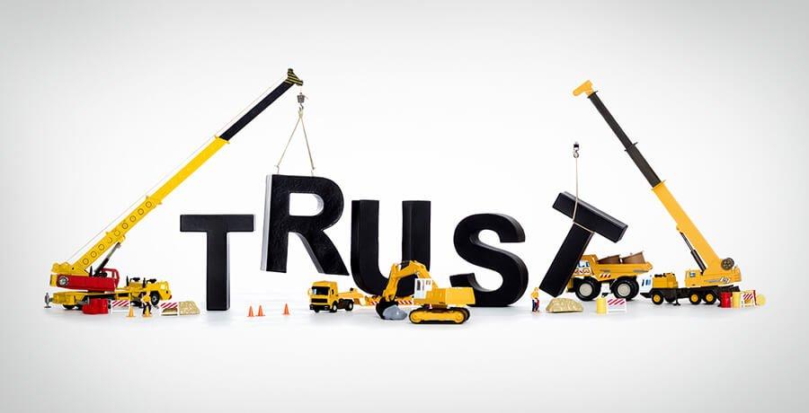Trust between Audience & School