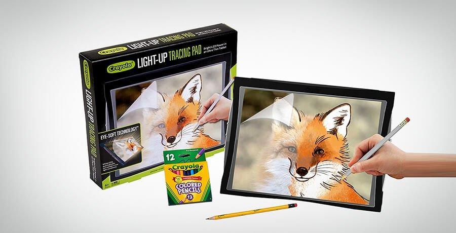 Crayola Light-Up Tracing Light Box
