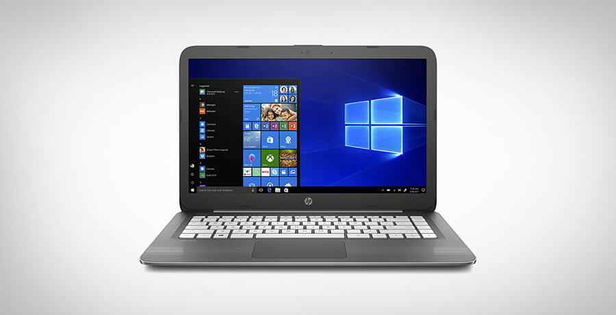 Portátil HP Stream con Windows