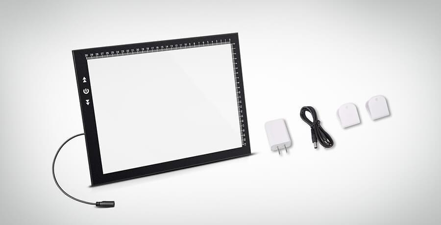 HSK A4 LED Light Box