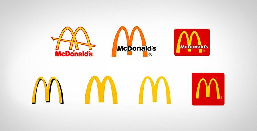 McDonald's Logo Design