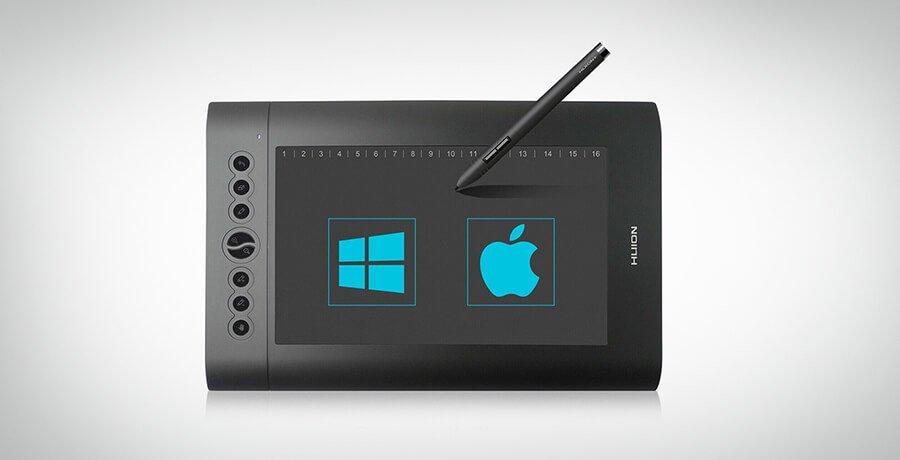 Huion H610 Pro V2 Light Box