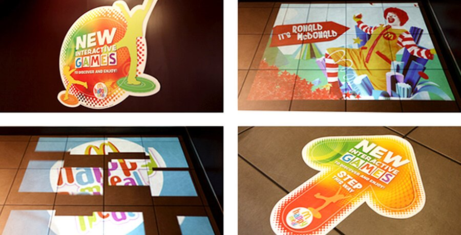 McDonald's Interactive Happy Meal