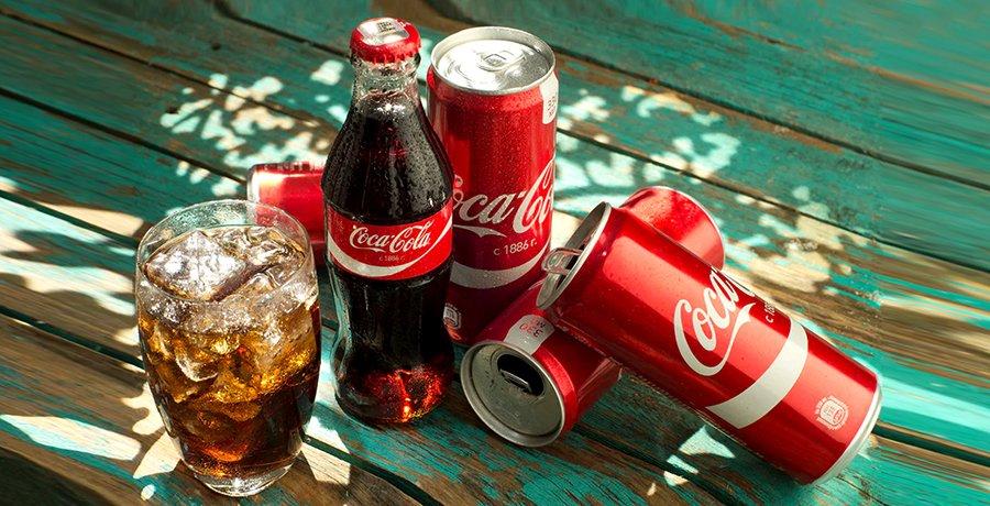 Master Coca Cola Brand