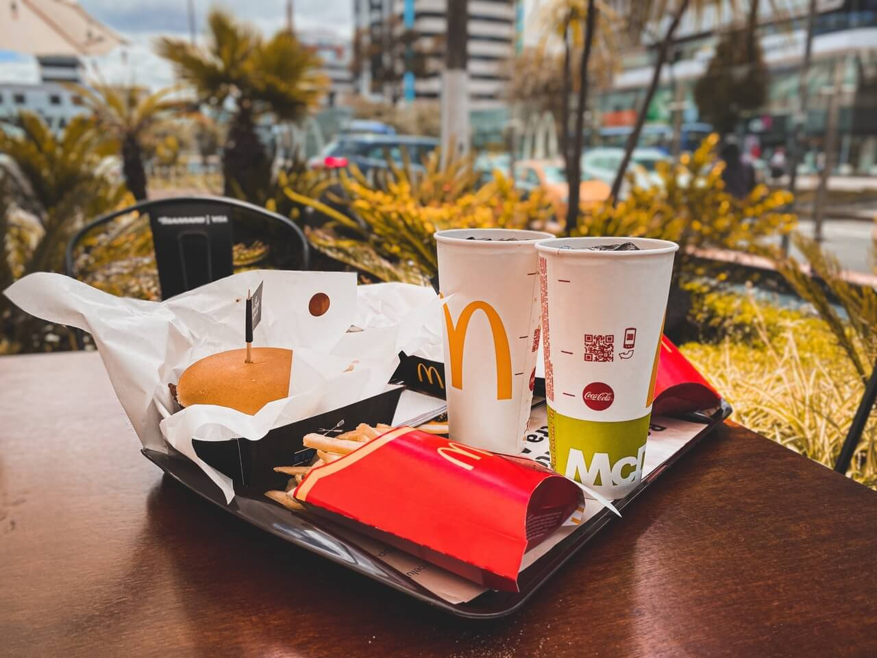 McDonald's Branding