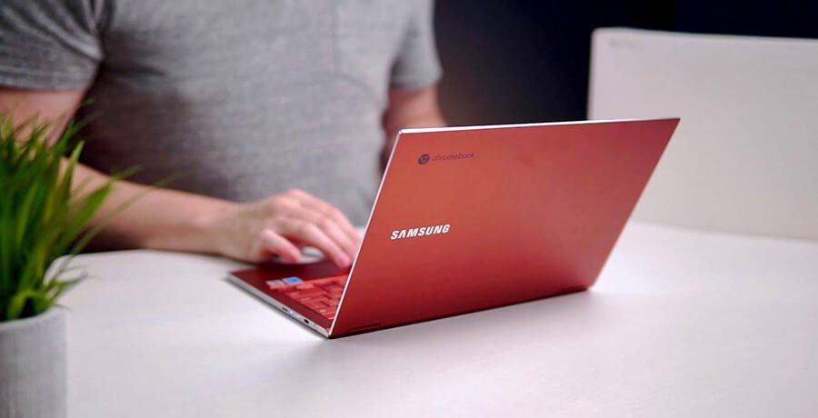 Chromebook Samsung: portátil económico