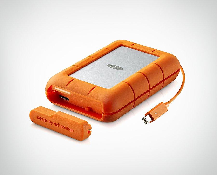 Best External SSD 2021 - LaCie USB C
