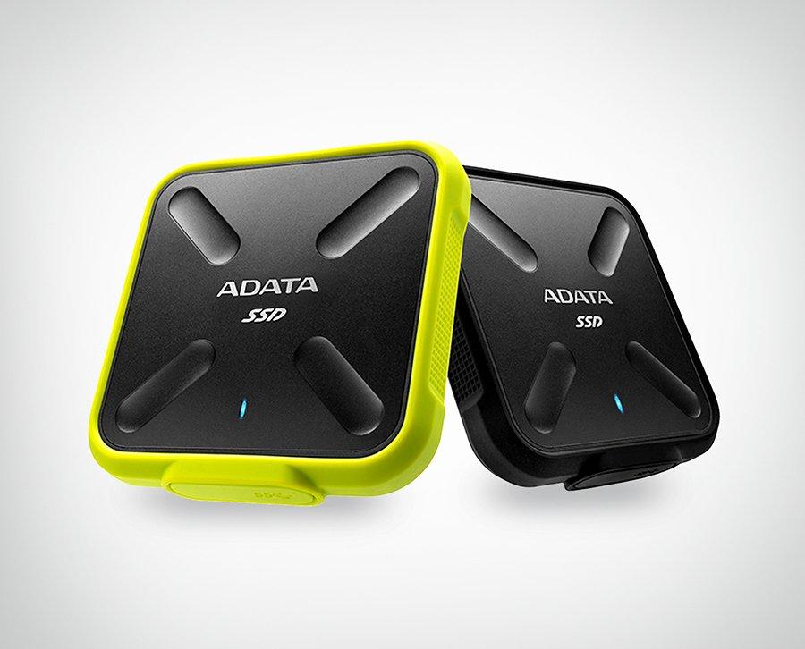Best External Hard Drive - ADATA SD700