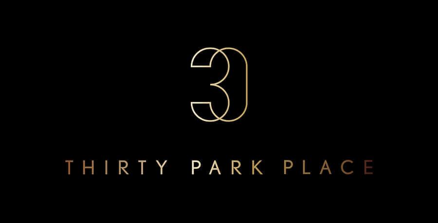 30 Park Place - Art Deco Logo