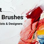30 Best Acrylic Brushes for Digital Artists & Designers