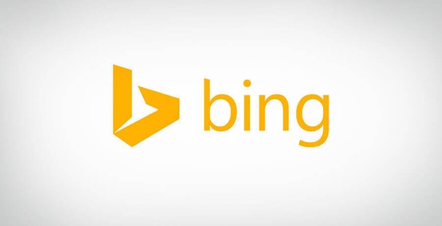 Bing Logo - Flat Logo Designs