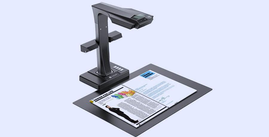 CZUR ET16 Plus - Best Scanners for Designers