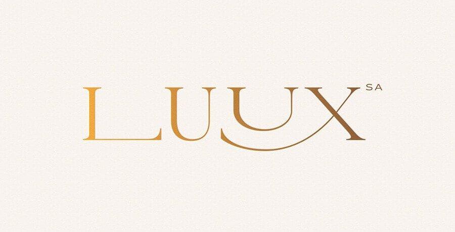 Luux - Art Deco Logo