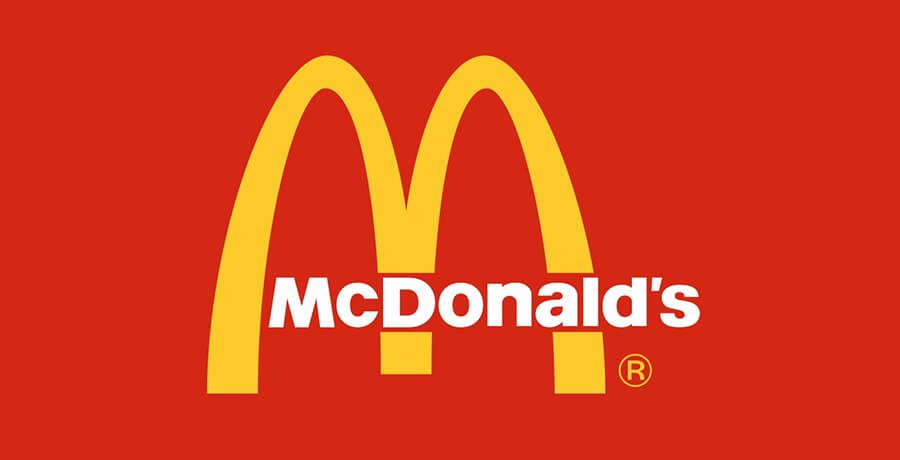 McDonald's Logo - Brand Assets