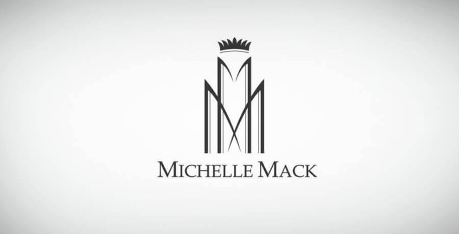 Michelle Mack - Art Deco Logo