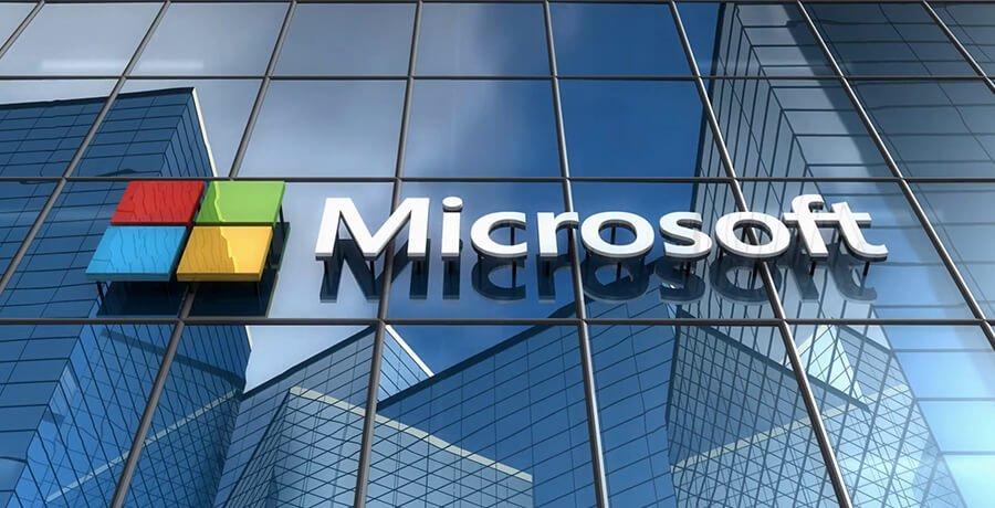 Microsoft Logo - Brand Assets