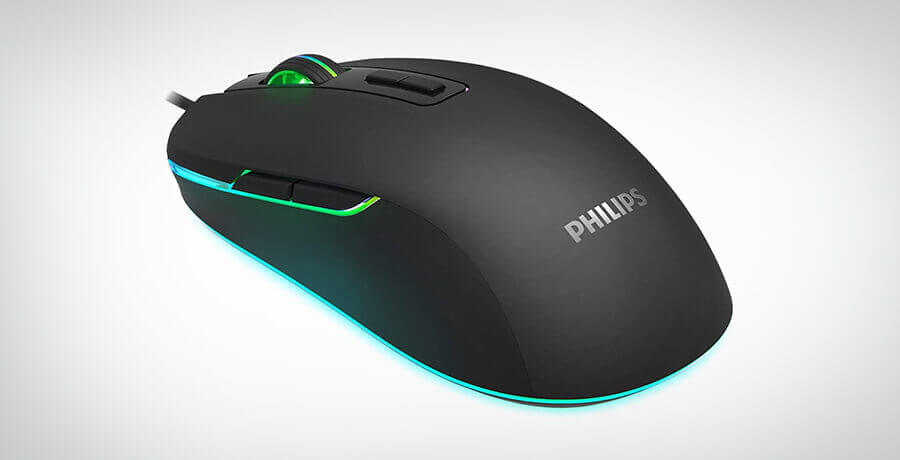 Philips RGB - Best Mouse for Designers
