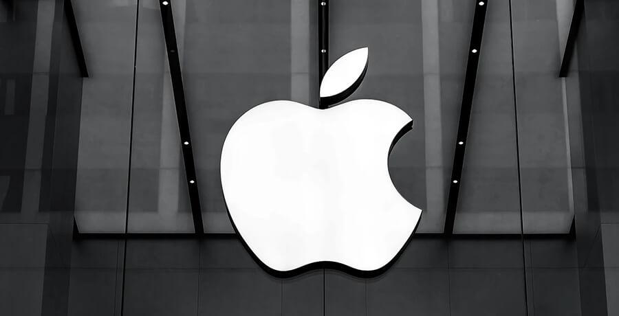 Apple's logo - Brand Assets