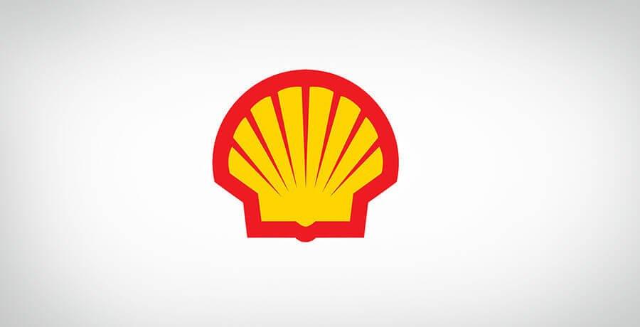 Shell Logo - Flat Logo Designs